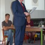 Burgemeester Pieter Smit